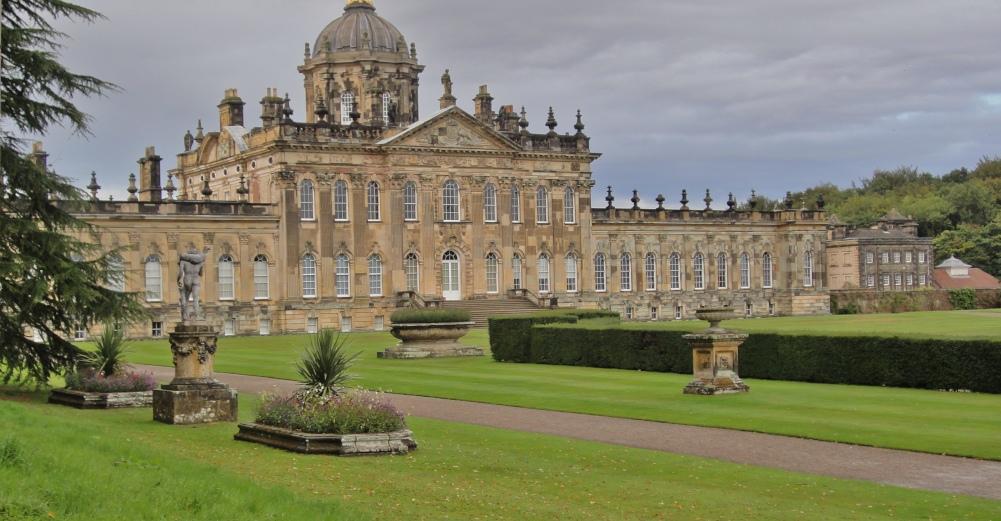 Blick auf Castle Howard