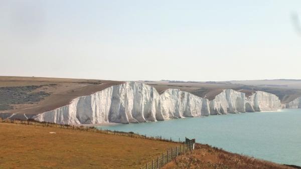 Bild Seven Sisters, England Südwesten