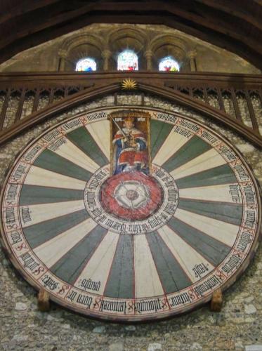 Tafelrunde von König Arthus