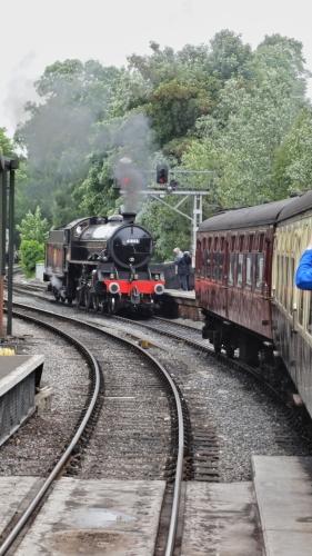 north moore railway