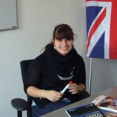 Frau Gomez Garcia